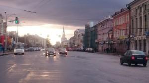 Экология, окружающая среда и автотранспорт на примере Ярославля