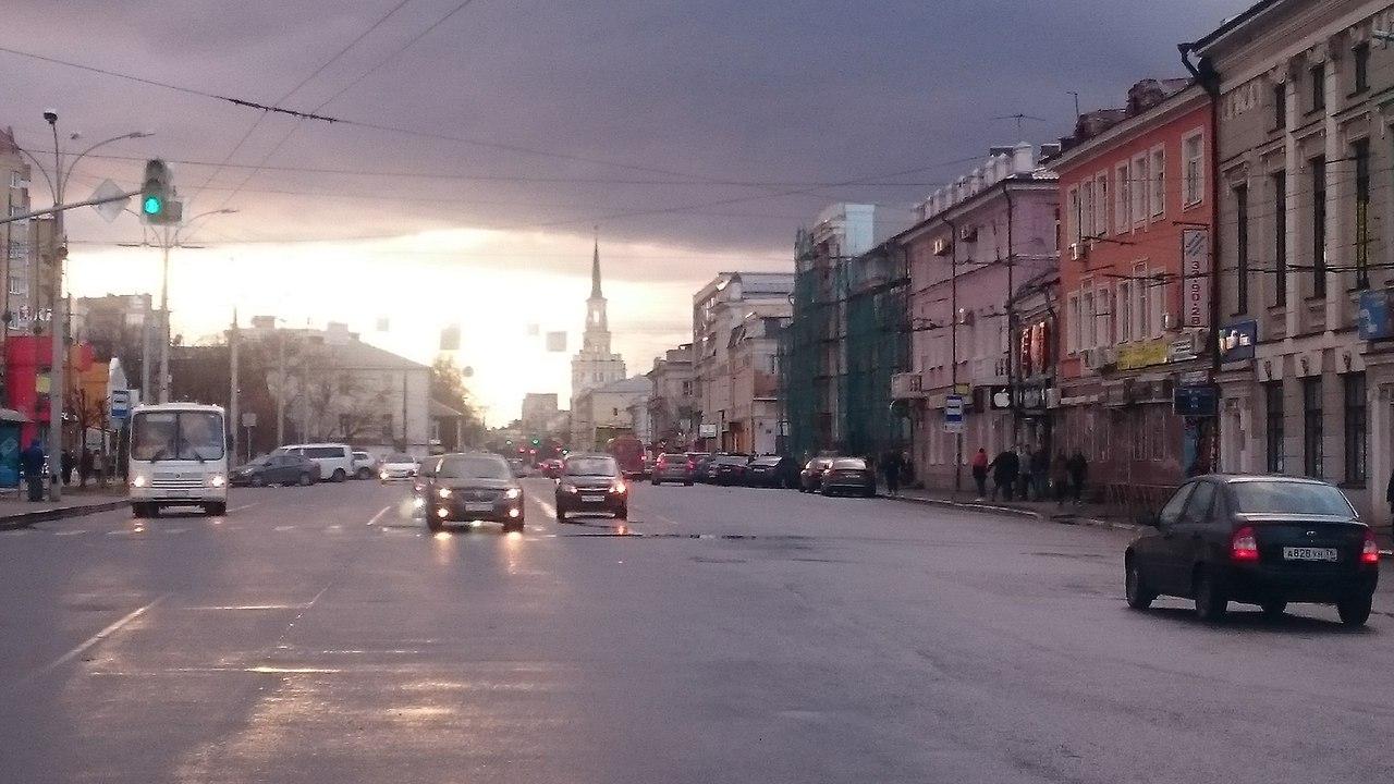 Экология, окружающая среда и автотранспорт. Ярославль.