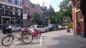 Экология, окружающая среда и автотранспорт в Амстердаме